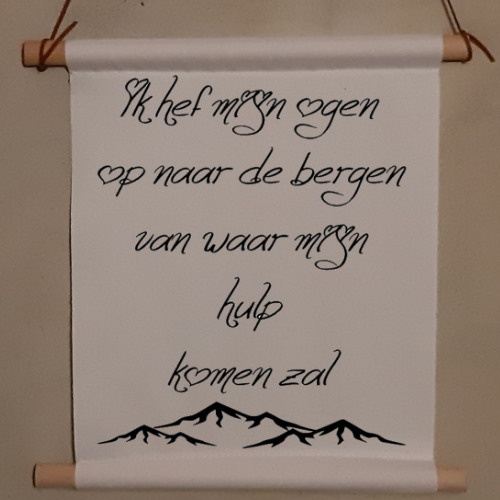 Tekst poster